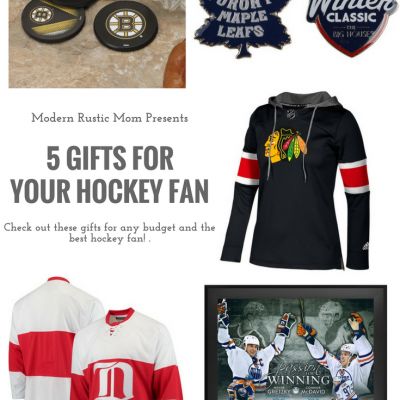 5 Gifts for Your Hockey Fan