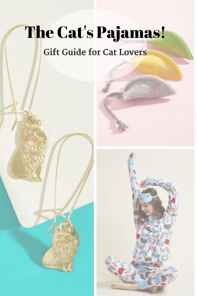 cat love gift guide modcloth