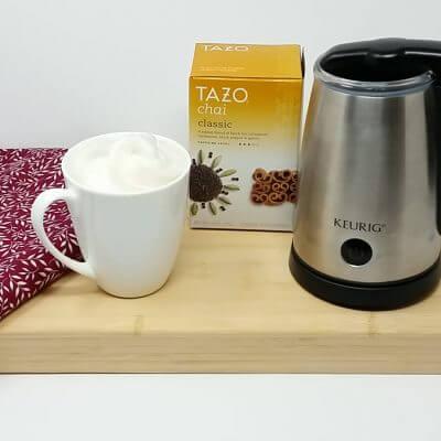 Easy Chai Tea Latte at Home