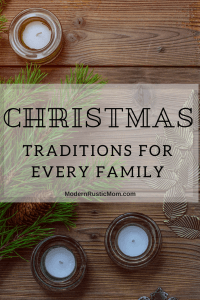 christmas holiday traditions blog post round up