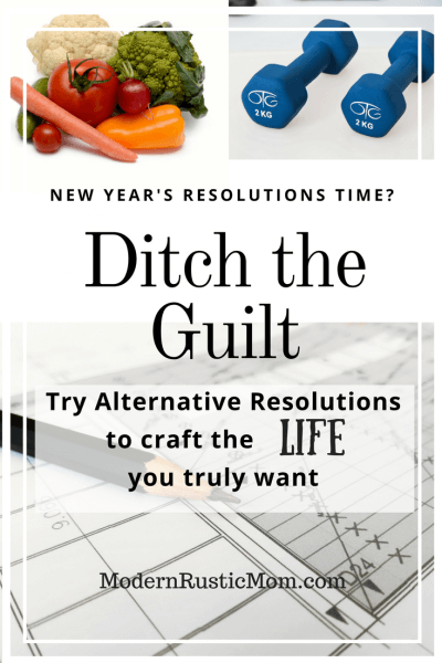 Ditch the New Year's Guilt – Try Alternative Resolutions