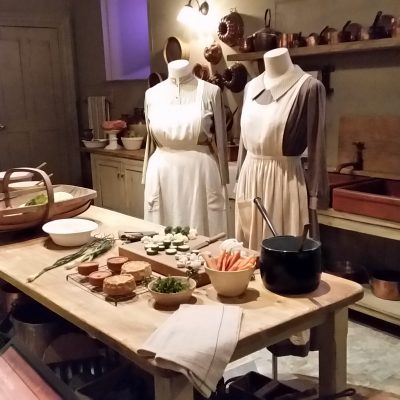 A Taste of England in New York City: Downton Abbey Exhibition & Afternoon Tea