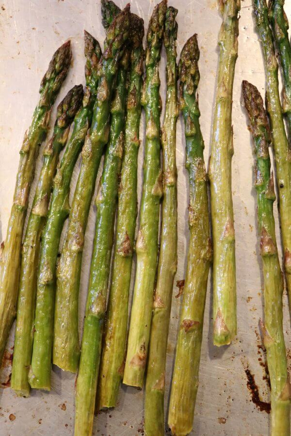 aspragus, roasted asparagus, perfect roasted vegetable
