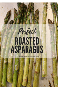 perfect roasted asparagus, asparagus