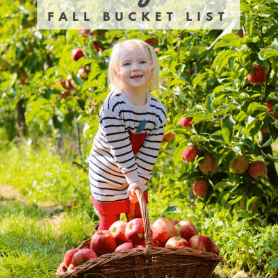 Fun Fall Activities – Fall Bucket List Ideas